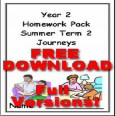 Free Homework Pack Downloads