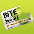 Get 20% off Food & Drink at Railway Stations with a Free Bite Discount Card