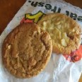 Free Cookie at Subway