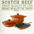 Free Beef Recipe Booklet plus Win a Le Creuset Cookware Set