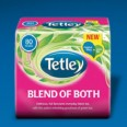 Free Tetley 'Blend of Both' Tea